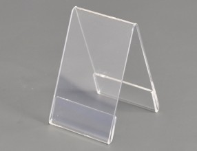 Acrylic A stand vertical P1