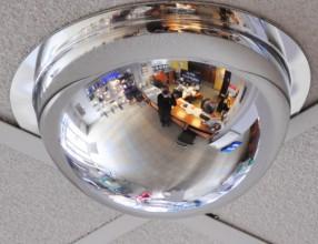 Półkula lustrzana lub lustro weneckie HKS