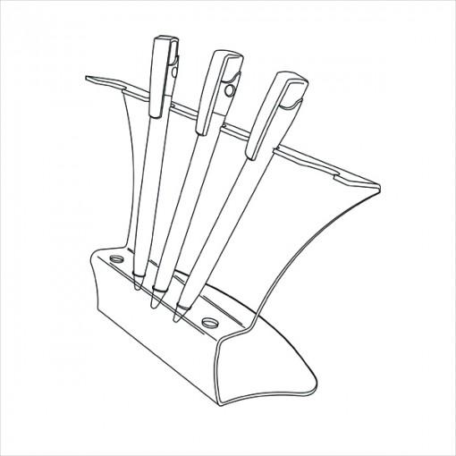 Pen support M28