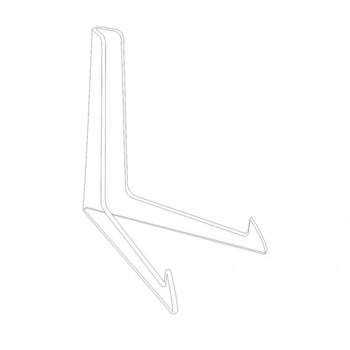 Plate support M21