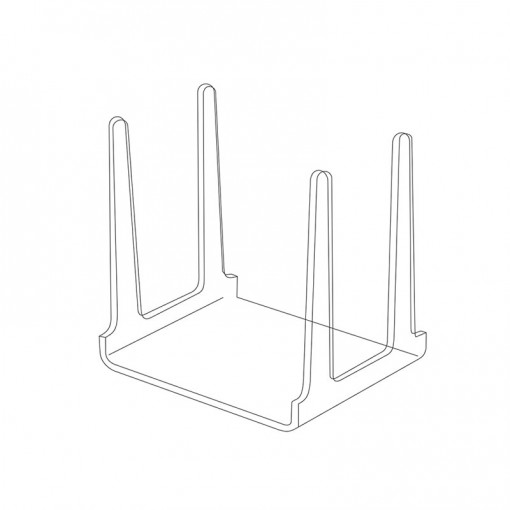 Plate support M38