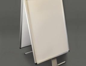 Stojak reklamowy z ramą aluminiową OWZ 1