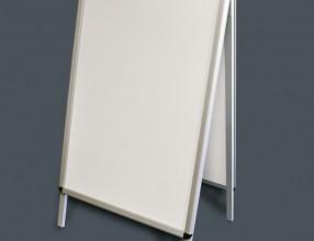 Stojak reklamowy z ramą aluminiową OWZ 2