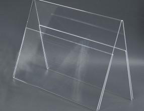 Porte-visuel horizontal P1