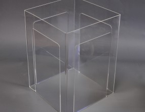 Square shape stand P14