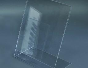 PVC L stand – vertical P24