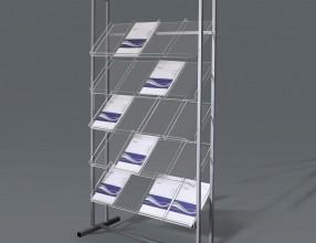 Literature racks S11