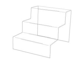 Schody do prezentacji produktu SC3.230