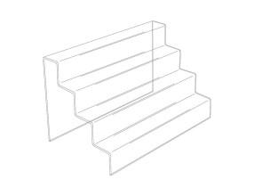 Schody do prezentacji produktu SC4.200
