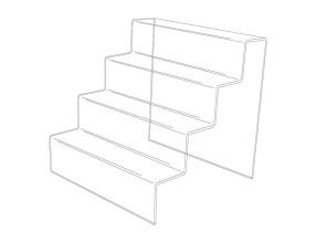 Schody do prezentacji produktu SC4.400
