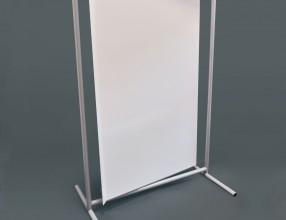 Stojak reklamowy, obrotowy w ramie stalowej SR1
