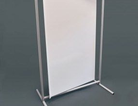 Alu-Rahmen Werbeaufsteller drehbar SR1