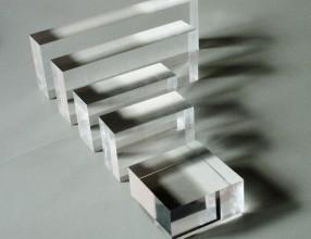 Blok acrylowy polerowany diamentowo – 15 mm BNF15