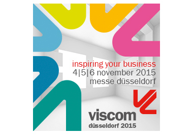 VISCOM trade fair again this year