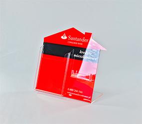 Présentoirs pour dépliants et brochures