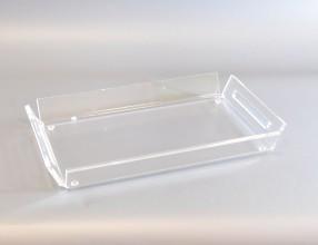 Acrylic tray D29